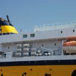 Mega Express 5 @ Île Rousse, 2011