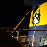 Onboard Corsica Victoria, 2011
