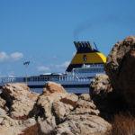 Mega Express 4 @ Île Rousse, 2012